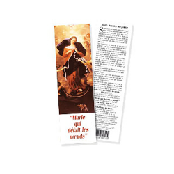 Pack of 10 bookmarks (EN)