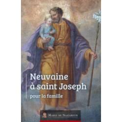 Neuvaine à Saint Joseph...